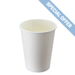 TYPE S105 1050ml White Ice Cream Cup